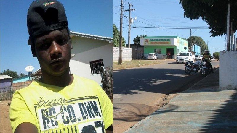 Jovem de 22 anos é assassinado em Ouro Preto do Oeste com um tiro no coração, na Avenida Jorge Teixeira